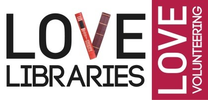 Love Libraries, Love London Logo