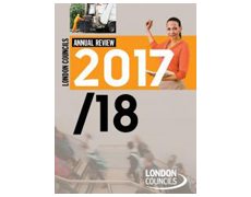 London Councils Annual review 2018