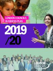 London Councils Business Plan 2019/20