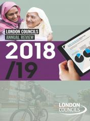 Annual Review 2018-19 cover only