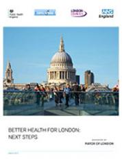 Better health for London