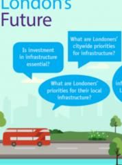London's future  - infrastructure research edit